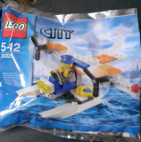 Lego City 30225 original - Hidroavion - complet