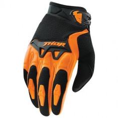 MXE Manusi motocross copii Thor Spectrum culoare Portocaliu Cod Produs: 33320908PE