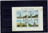 Sao Tome - Concorde si Eiffel tower, Aviatie, Africa