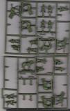 Bnk jc Soldatei de plastic - Airfix - 8153 - x 2 incomplete