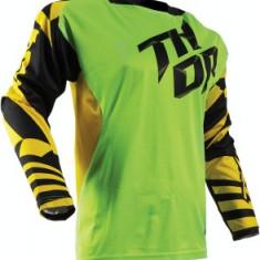 MXE Tricou motocross copii Thor Fuse Dazz culoare Verde Fluorescent/Galben Cod Produs: 29121392PE - Imbracaminte moto