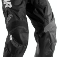 MXE Pantaloni motocross copii Thor Pulse Aktiv Alb/Negru Cod Produs: 29031423PE - Imbracaminte moto