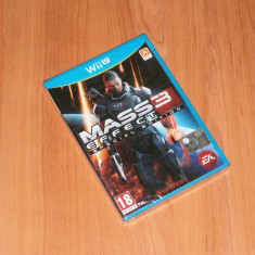 Joc Nintendo Wii U - Mass Effect 3 : Special Edition , nou , sigilat, Role playing, 18+