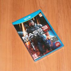 Joc Nintendo Wii U - Mass Effect 3 : Special Edition, nou, sigilat - Jocuri WII U, Role playing, 18+