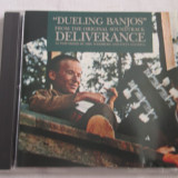 Eric Weissberg & Marshall Brickman ‎– Dueling Banjos:soundtrack _ CD,SUA, warner