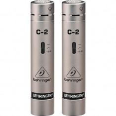Set microfoane condenser Behringer C2