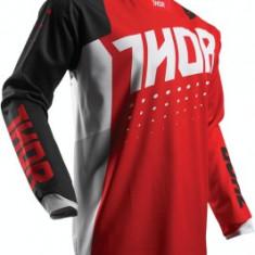 MXE Tricou motocross copii Thor Pulse Aktiv Rosu/Negru Cod Produs: 29121402PE - Imbracaminte moto