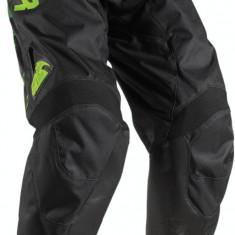 MXE Pantaloni motocross copii Thor Pulse Tydy culoare Lamai/Negru Cod Produs: 29031465PE - Imbracaminte moto