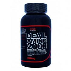 Devil Amino 2000, 120 tablete - Produs masa musculara