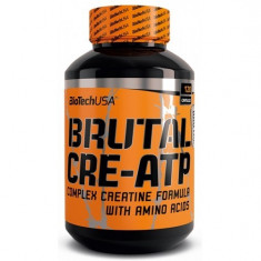 Brutal Cre-ATP, 120 capsule - Supliment sport