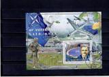 Sao Tome - 60 ani NATO - aviatia, Militar, Stampilat