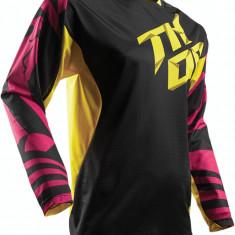 MXE Tricou motocross copii Thor Fuse Air Dazz Culoare Purpuriu/Galben Cod Produs: 29121376PE - Imbracaminte moto