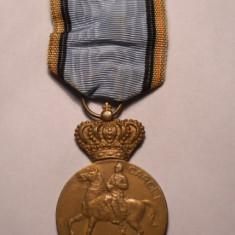Medalia Centenarul Regelui Carol I 1839 1939 Superba - Ordin