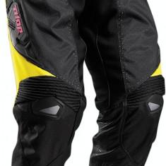 MXE Pantaloni motocross copii Thor Fuse Air Dazz culoare Purpuriu/Galben Cod Produs: 29031403PE - Imbracaminte moto
