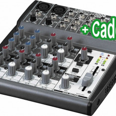 Mixer audio Behringer XENYX 1002 - Mixere DJ