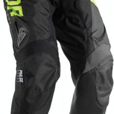 MXE Pantaloni motocross copii Thor Pulse Aktiv Lamai/Negru Cod Produs: 29031447PE - Imbracaminte moto