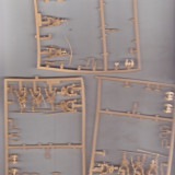 Bnk jc Soldatei de plastic - Airfix - 8272 - x 3 incomplete