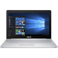 Laptop Asus Zenbook Pro UX501VW-GE004T 15.6 inch Ultra HD Intel Core i7-6700HQ 16GB DDR4 256GB SSD nVidia GeForce GTX 960M 4GB Windows 10 Silver