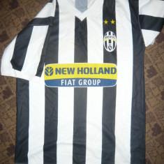 Tricoul Echipei de Fotbal Juventus Torino -Jucatorul nr.10 Del Piero, masura M - Tricou echipa fotbal, Marime: M, Culoare: Alb
