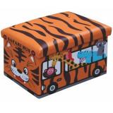 Taburet Kiri Safari Bus