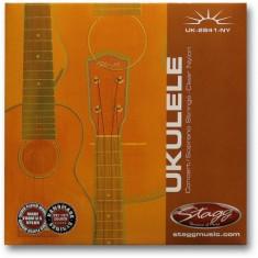 Set corzi nylon pentru ukulele Stagg UK-2841-NY