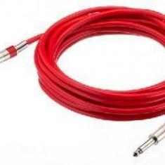 Cablu mono Jack 6.3 la Jack 6.3 Stage Line MCC-50/RT - Cablu Camera Video