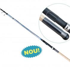 Lanseta fibra de carbon Baracuda Polaris 4204, Lansete Spinning