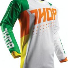 MXE Tricou motocross copii Thor Pulse Air culoare Cactus Cod Produs: 29121380PE - Imbracaminte moto