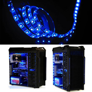 Banda LED RGB USB 5V lumina ambientala TV camera Alternative Ambilight kit pret