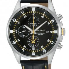 Ceas original Seiko SNDC89P2 Cronograf - Ceas barbatesc