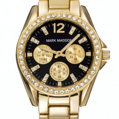 Ceas original Mark Maddox Golden Chic - Ceas barbatesc