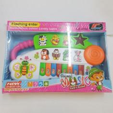 Pian de jucarie pentru copii