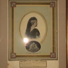 Regina Elisabeta, Mama Ranitilor - Harta Romaniei