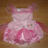 Costum carnaval serbare printesa pentru copii de 4-5-6 ani - Costum Halloween, Marime: Masura unica, Culoare: Din imagine
