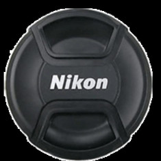 LC-58 58mm snap-on front lens cap - Capac Obiectiv Foto Nikon