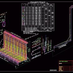 LWALL - Armarea zidurilor de sprijin L, software pentru proiectanti - Software Grafica
