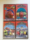 Chuggington - Colectie 4 DVD-uri Desene Animate Dublate Romana, disney pictures