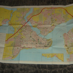 Harta veche Istanbul - Turcia - 2+1 gratis - RBK17945
