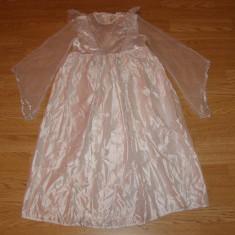 Costum carnaval serbare rochie dans pentru copii de 7-8 ani - Costum Halloween, Marime: Masura unica, Culoare: Din imagine