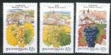 UNGARIA 1997, Viticultura, serie neuzata, MNH, Nestampilat
