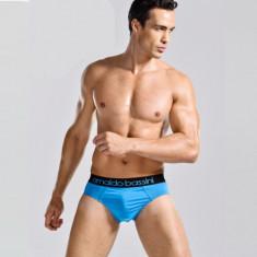 Sexy Chilot Chiloti Jockstrap Barbati Male ARNALDO BASSINI, Albastru, Mov, Negru, M