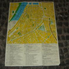 Harta veche Antwerpen - Belgia - 2+1 gratis - RBK17955