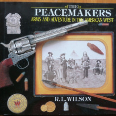 Wilson, Arme si aventura in vestul american, 2004, album arme