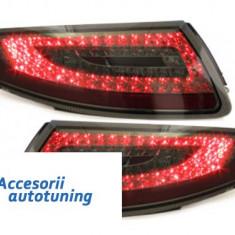 Stopuri LED Porsche 911 / 997 04-08 fumuriu - Stopuri tuning