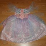 Costum carnaval serbare rochie barbie pentru copii de 4-5-6 ani - Costum Halloween, Marime: Masura unica, Culoare: Din imagine