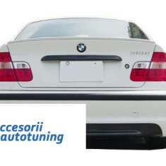 Bara Spate BMW Seria 3 E46 M-technik Design - Body Kit