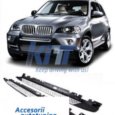 Praguri Trepte Laterale BMW X5 E70 (2007-up)