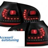Stopuri LITEC LED VW Golf V 03-09 negru
