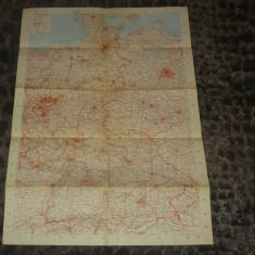 Harta veche Germania - 2+1 gratis - RBK17948
