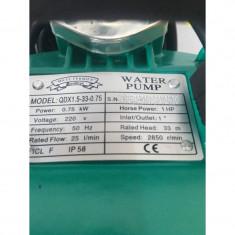 Pompa Submersibila 2850 RPM 0,75kw Micul Fermier, Pompe submersibile, de drenaj